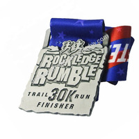 Wholesale High Quality Custom Sports Running Medals