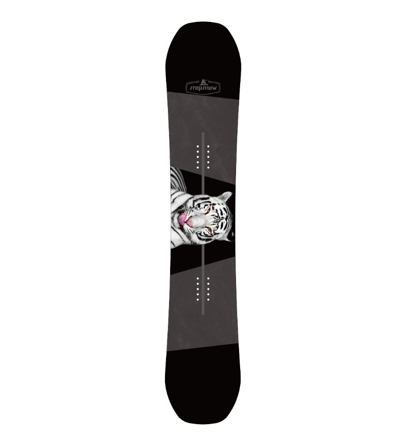 Fiber glass Camber <strong>W</strong> Bamboo snow board Factory Snowboard High Quality snowboard