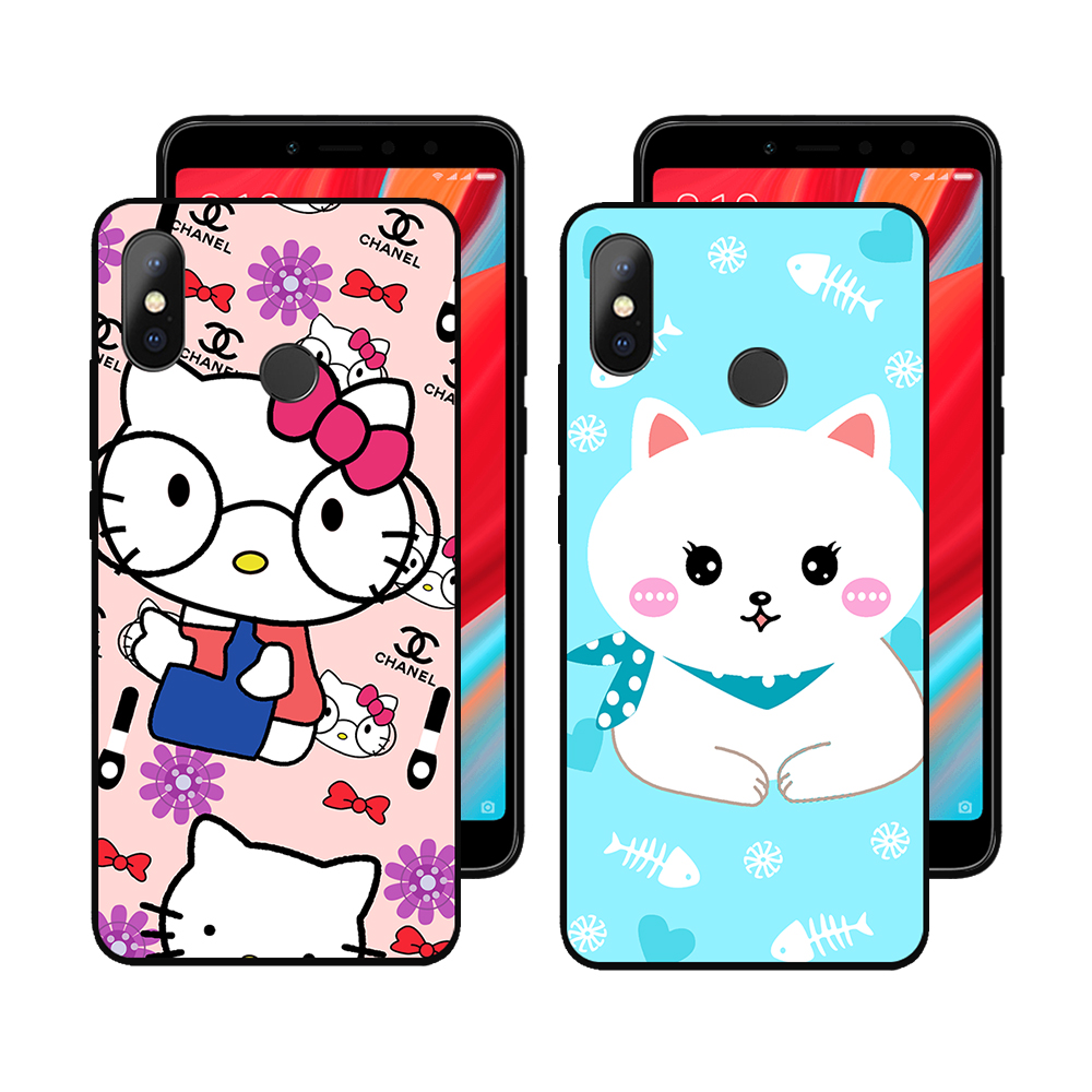 For Redmi S2 <strong>Y2</strong> Popular Pattern Free Sample Bumper Mobile Cover And Case Factory in China