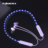 Sports Stereo Wireless Bluetooth Headset For Samsung Android iPhone Universal Mini Wireless Neckband Bluetooth Earphone