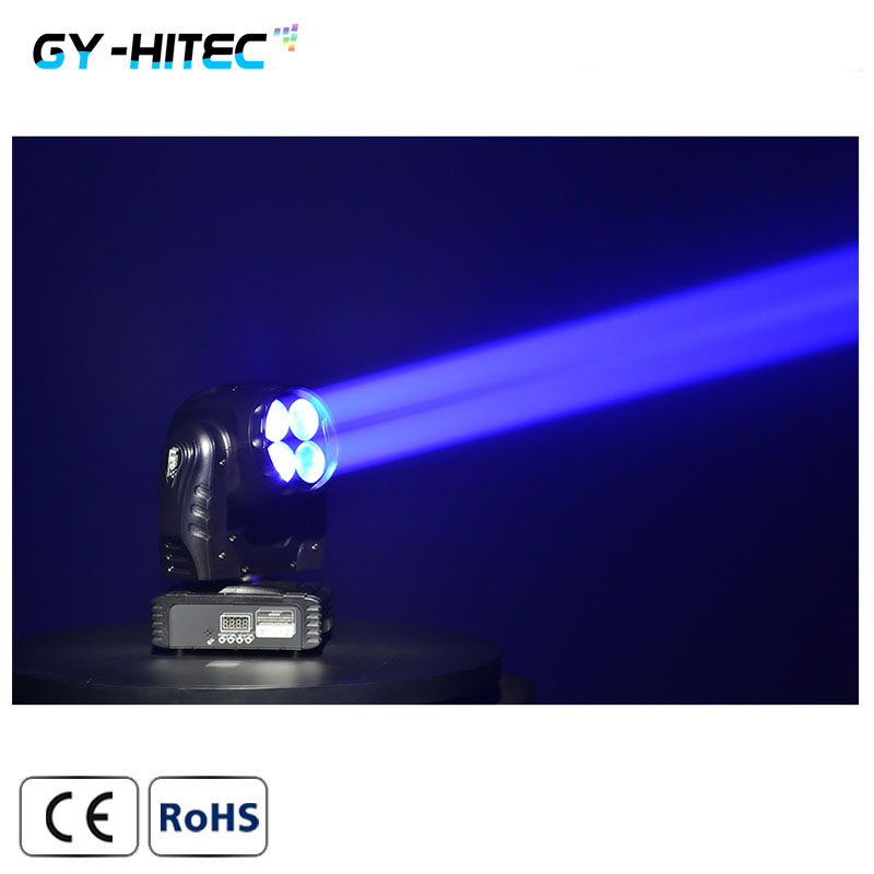 Hot sale 4x10W LED MINI Super <strong>Beam</strong> Effect Moving Head Light