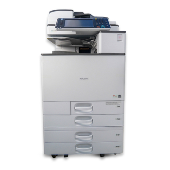 photocopy machine MP C3003 photocopier printer used ricoh copier machine