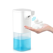 Touchless Hands Free Sanitizer Liquid Electric Foam Smart Spray Alcohol Foam Gel Automatic Sensor Soap Dispenser Wall Mounted