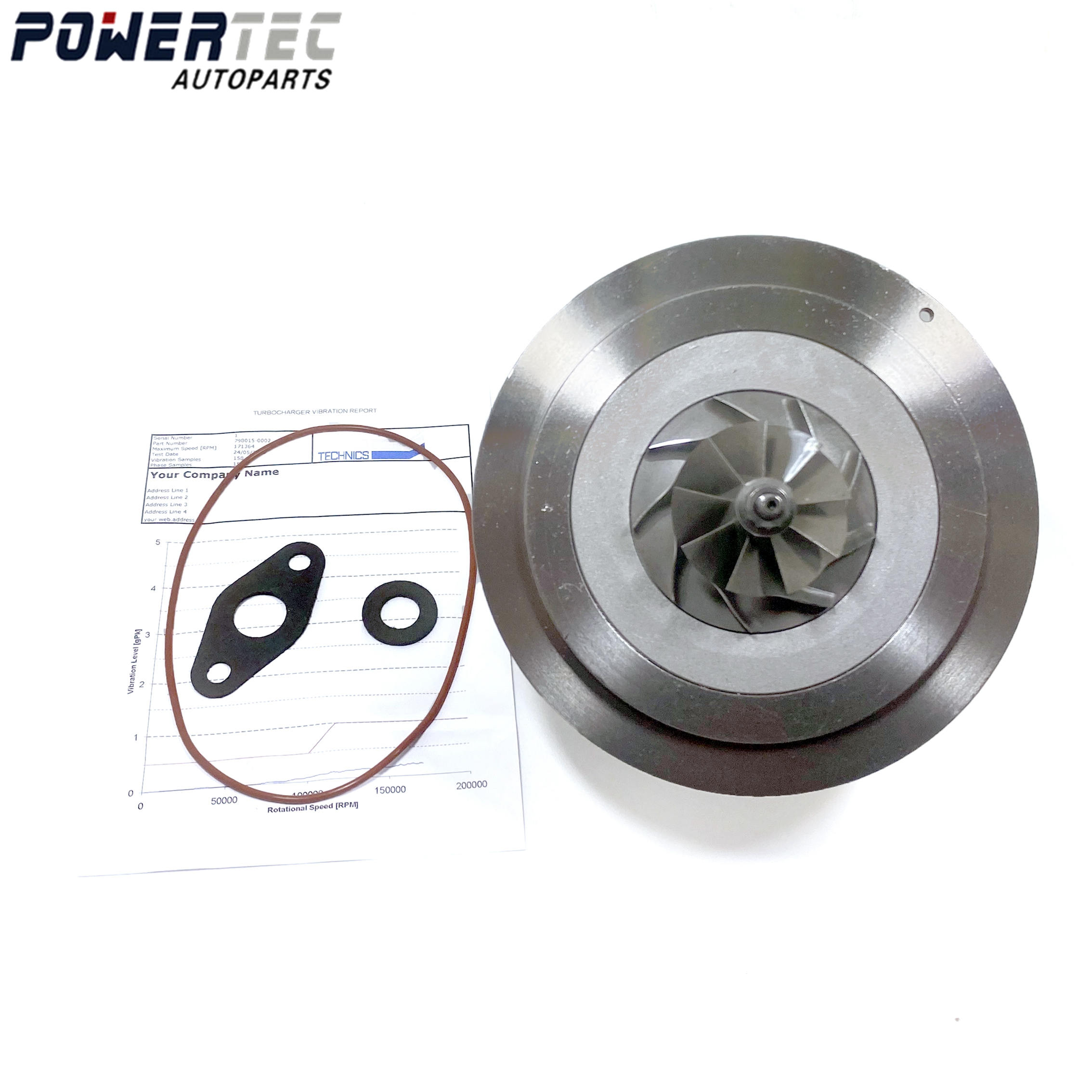 Turbine GTB1752VLK 798015 A6710900380 798015-5002S turbocharger chra for Ssang Yong Korando <strong>C</strong> 200 <strong>127</strong> Kw 173 HP D20DTF 2010