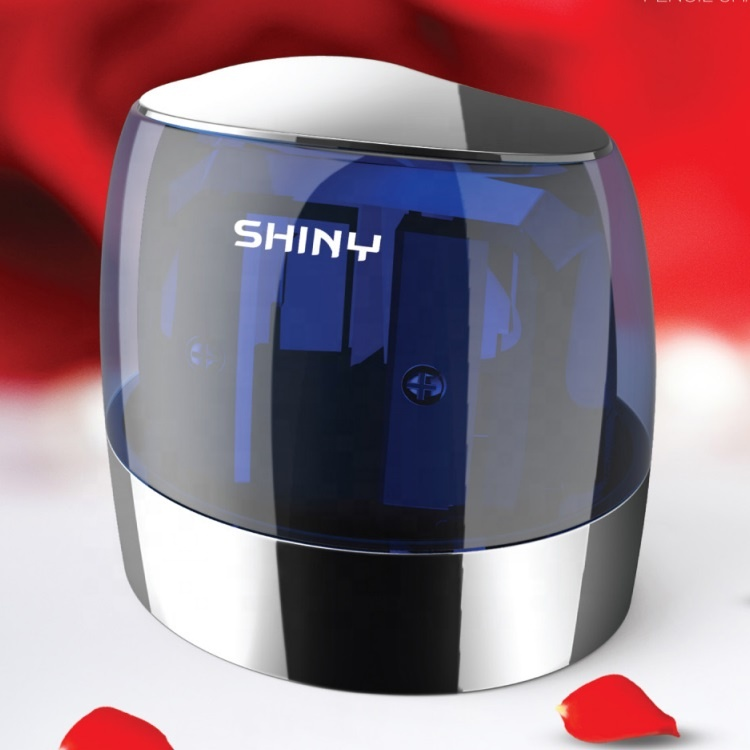Factory Directly Hand Held Eyebrow Pencil Sharpener Cosmetic Pencil Sharpener
