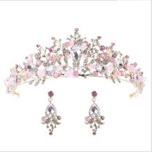Fashion Temperament Gold crystal <strong>crown</strong> Bride Headband Ladies Bridal Hair Accessories