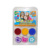 Kids Play 12 Bright Color Body Art Tag Set Abstract Paintings Faces
