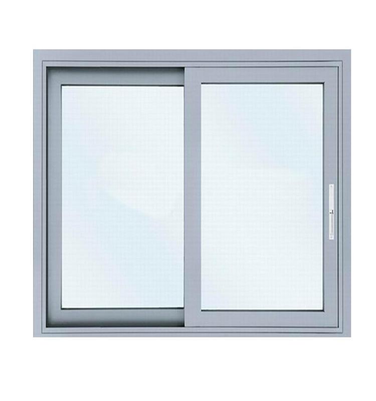 Design High Quality Interior Office Small Basement Pvc Profile Window And Door Upvc Sliding Windows