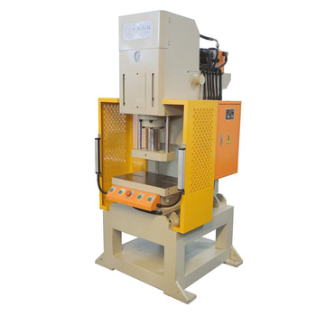 Automatic feed cap liner punching machine Single Crank Eccentric c frame hydraulic press