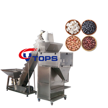 Semi Automatic Plastic Stand Up Bag Filling Packing Machine for Granule Seeds Nuts <strong>Rice</strong>