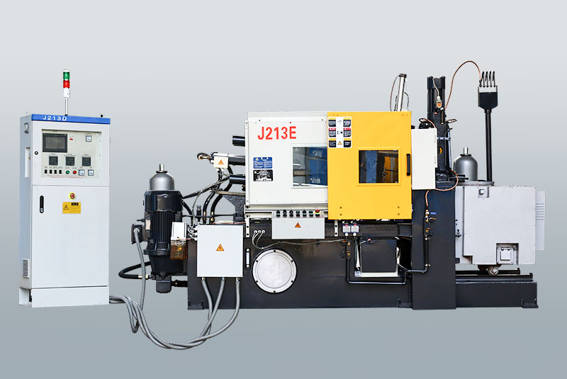 hot-sale J213E Hot chamber die casting machine for injection zinc