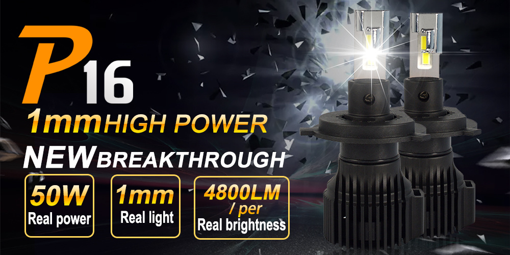 Top seller 35W 4800lm V6 H15 LED headlight, electric car conversion kit for Ford Ranger