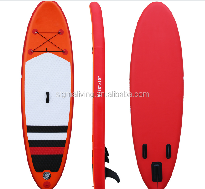 carbon fiber surfboard water skiing racing borard double air chamber competition special board