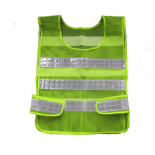 Yellow Reflective Vest for <strong>Safety</strong>