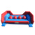 Red Inflatable Wipeout Jump Big Baller Obstacle Sport Game Inflatable Wipe Out Jumping Balls Games