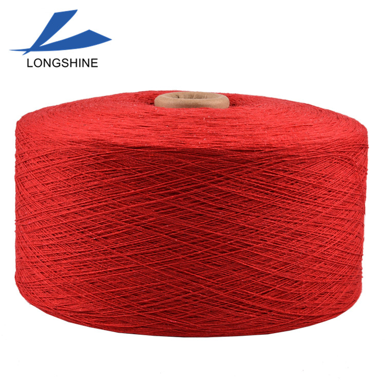 100% Recycled Cotton Yarn with GRS Certificate
