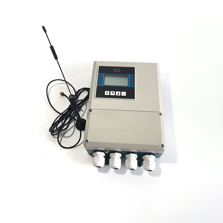 Hot Selling Product Die Casting Aluminum GPRS Flowmeter transmitter