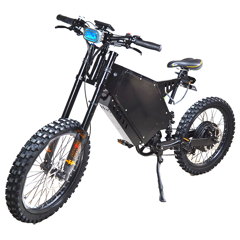OEM Steel Frame Snow beach electric bycicle/bafang middle drive motor electric bicycle