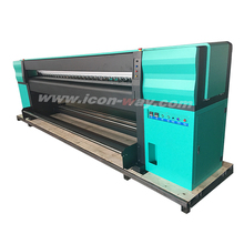 280sqm/h 3.2m wide outdoor flex <strong>banner</strong> large format solvent printer for sale