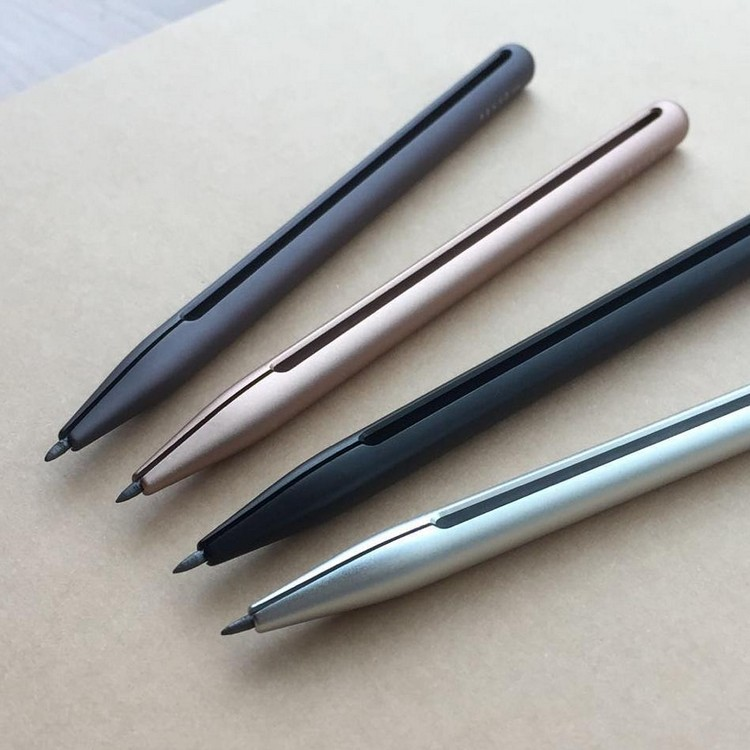 Hottest CNC Aluminum Elegant Pencil Auto Penxo Lead 2.0 Minimalist Everyday Carry Lead Holder Logo Customized