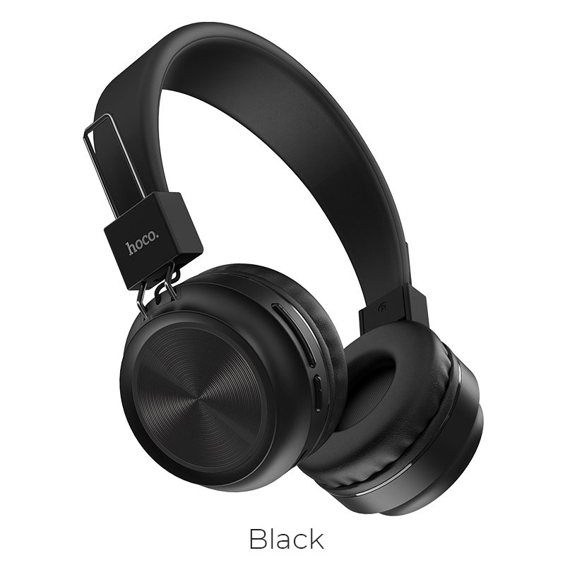 2019 Trending Hoco W25 Competitive Price and Colorful Wireless V5.0 Earphone & Headphone