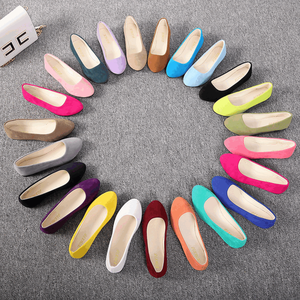New arrival 야외 women shoes 숙 녀 shoes women flat shoes women At Good Price