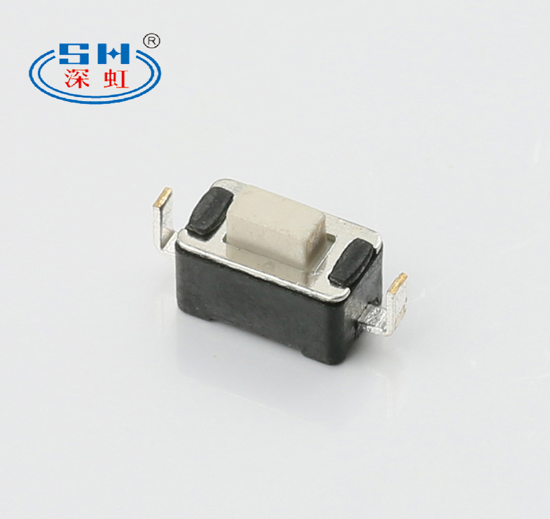 3*6 series tactile switch/micro touch switch/normally closed SMD tact switch with <strong>cap</strong>
