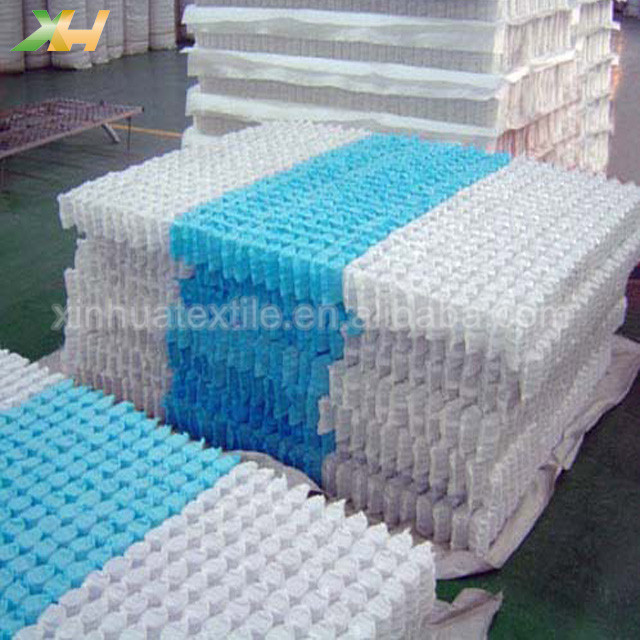 Factory Wholesale High Quality 100% Virgin PP Spunbonded Nonwoven Fabric for Mattress or Bed Cover