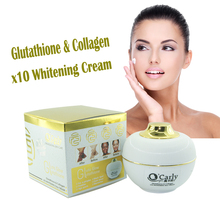 Glutathione and Collagen <strong>x10</strong> Whitening Day Dream