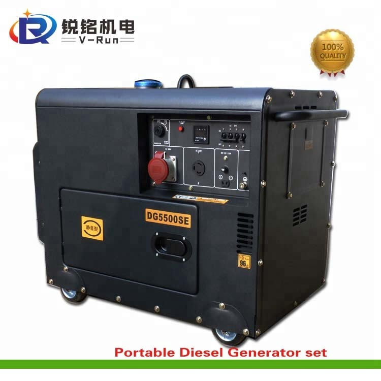 Portable 3000rpm 10KW 12.5kva <strong>diesel</strong> generator for home