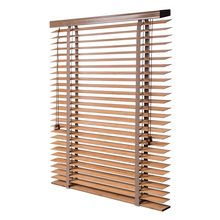 OHYES Horizontal <strong>Wooden</strong> <strong>Venetian</strong> <strong>Blinds</strong> Shutters Roll Up <strong>Blinds</strong>