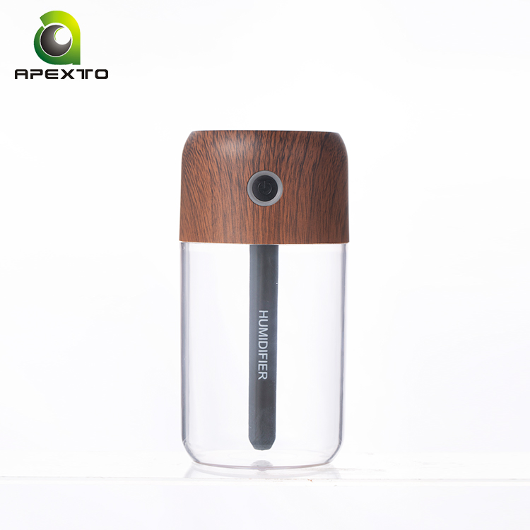 Wildly Popular Wood Air Humidifier Mini Super Humidifier