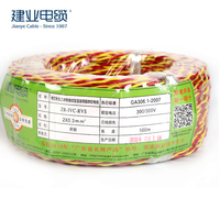 RVS pvc lighting electric household wire and cable / power cable wire