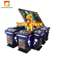 Fire Kirin Fish Game Machine/fish Table Game / Fish Table Gambling Fire Kirin 2 Fish Game