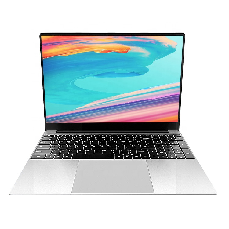 High level 15.6 inch Narrow Edge Alloy Ultrabook <strong>Laptops</strong> Core i7 with 5G Wifi Backlit keyboard for home office