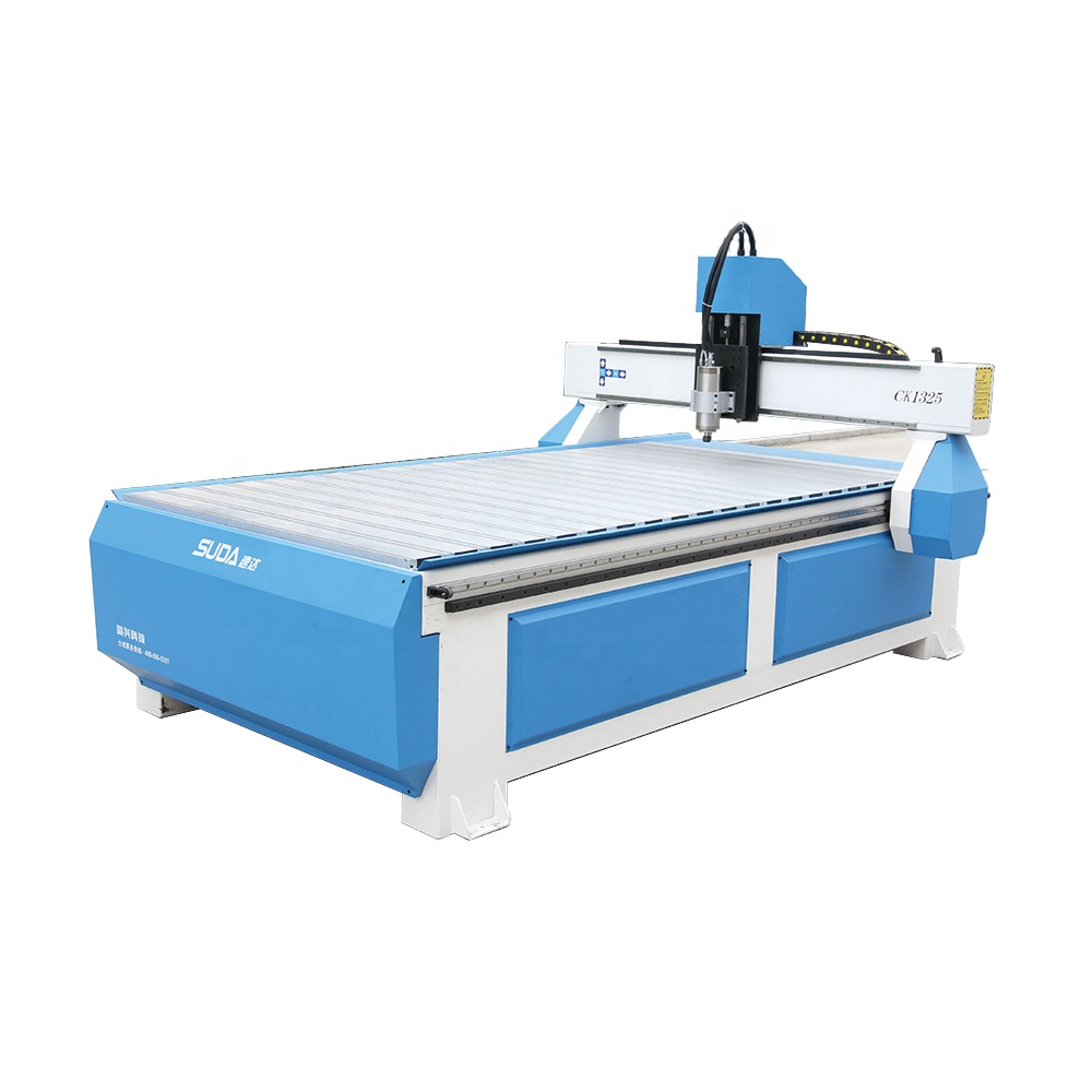 SUDA Factory Supply Cost-effective CK1325 CNC Router For Metal Wood MDF Advertising Signs And More