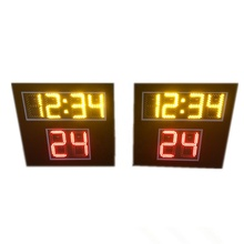 Electronic Basketball Shot Clock with Game Time