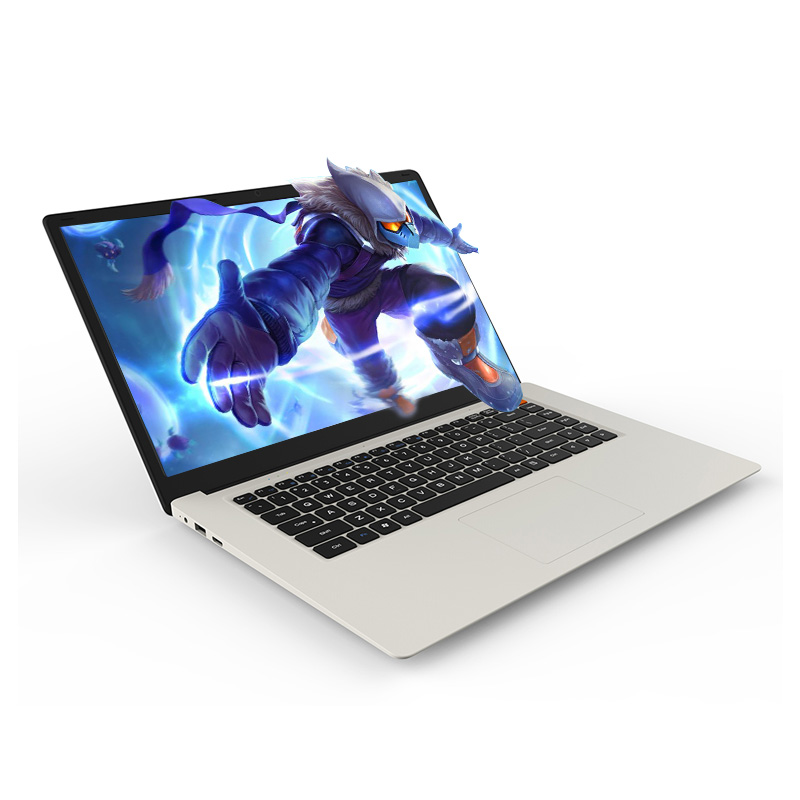 Ultra Thin Gaming <strong>Laptop</strong> Intel 2.30GHz 8GB+128GB Win10 Quad-core Notebook <strong>Laptop</strong> Computer for Office &amp; Home