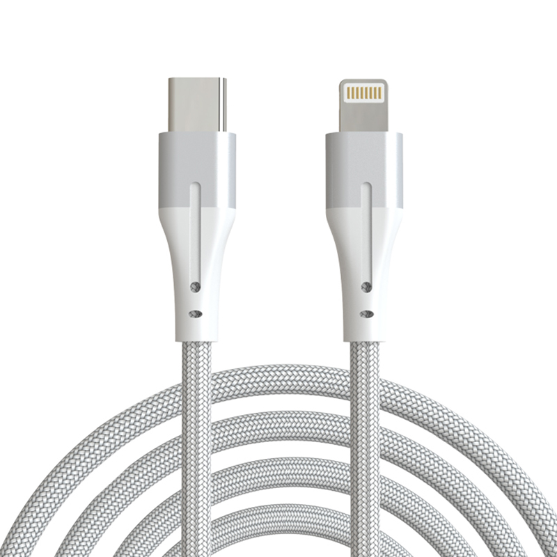 A-BST New arrival mfi certified fast charging type <strong>c</strong> to C94 lighting PD charger data cable for iphone 8/X/XMAX/XR/<strong>11</strong>