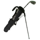 Golf club sunday bag Pitch & Putt Driving Range Mini Course Training Practice Golf pencil Bag Travel Case