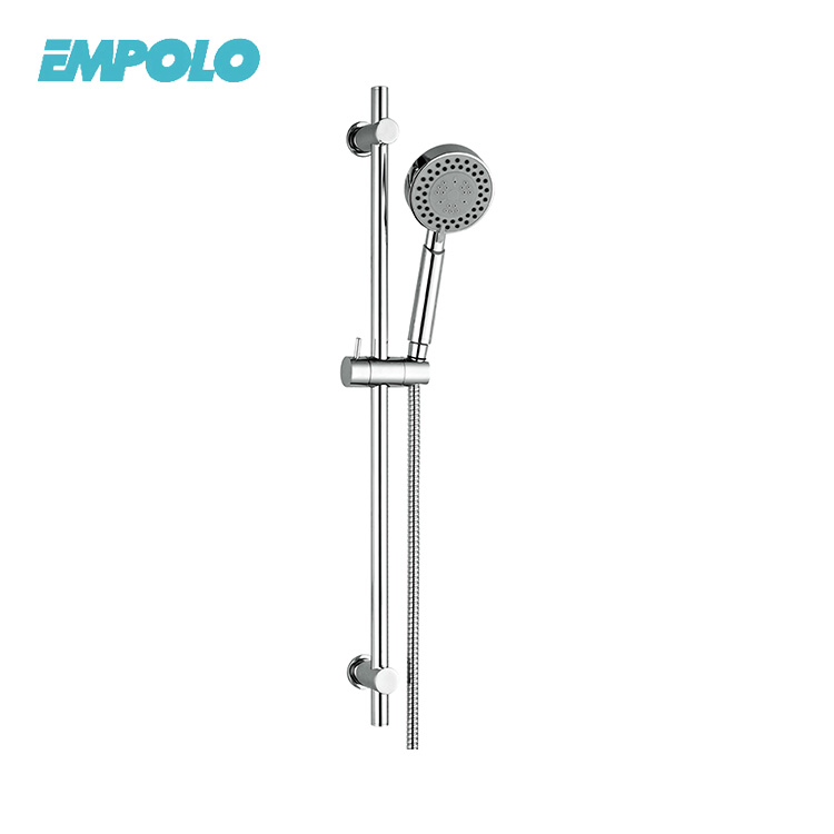 Best Sell New Multi Function Wall Mount Adjustable Height Sliding Shower Bar For Shower Set