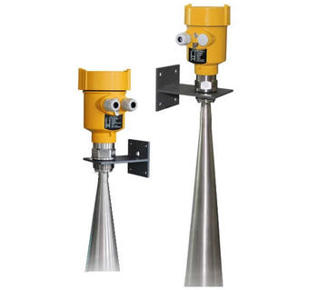 26G high frequency silo radar level meter