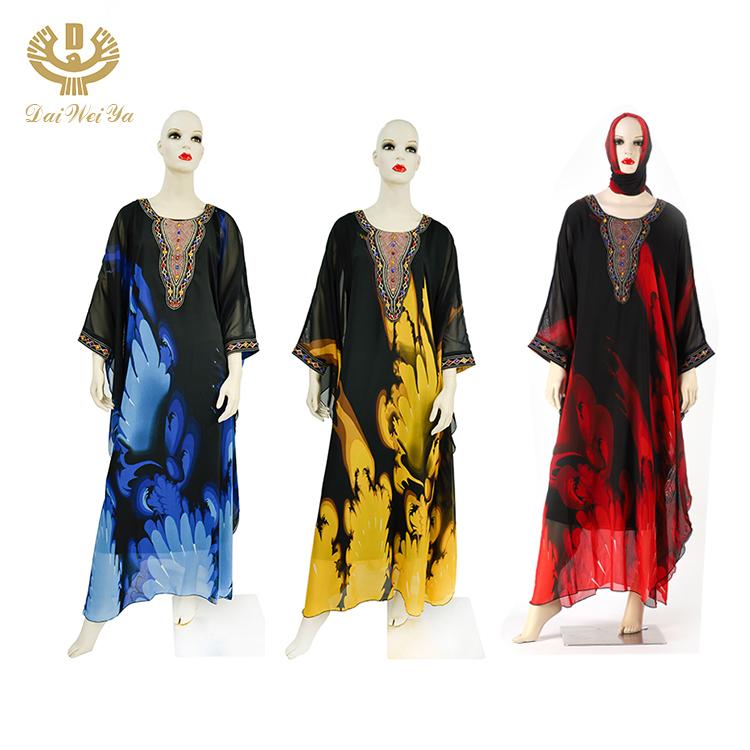 Long Woman Praying Mat Hijab Scarf Turkish Muslim Dress