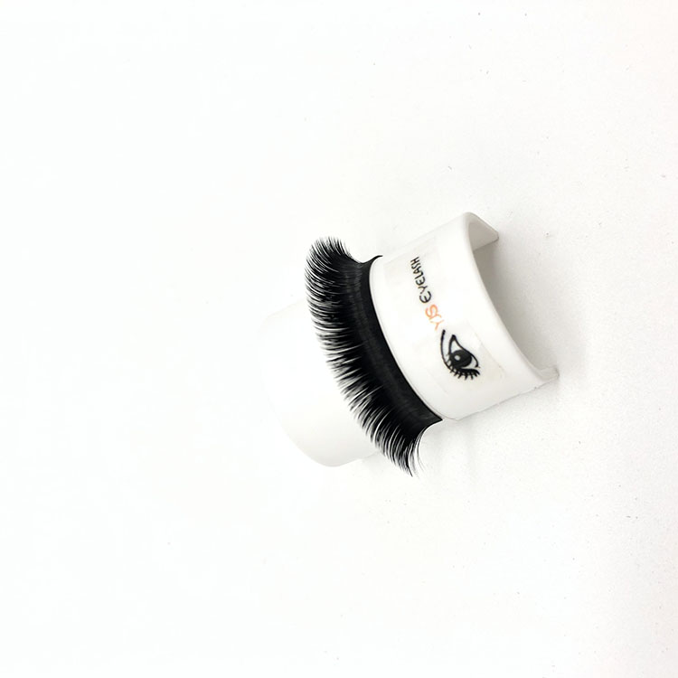 new design false High Quality eyelash B C D <strong>J</strong> curl eyelash Extension