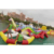 Top selling lake blow up water park inflatable floating island