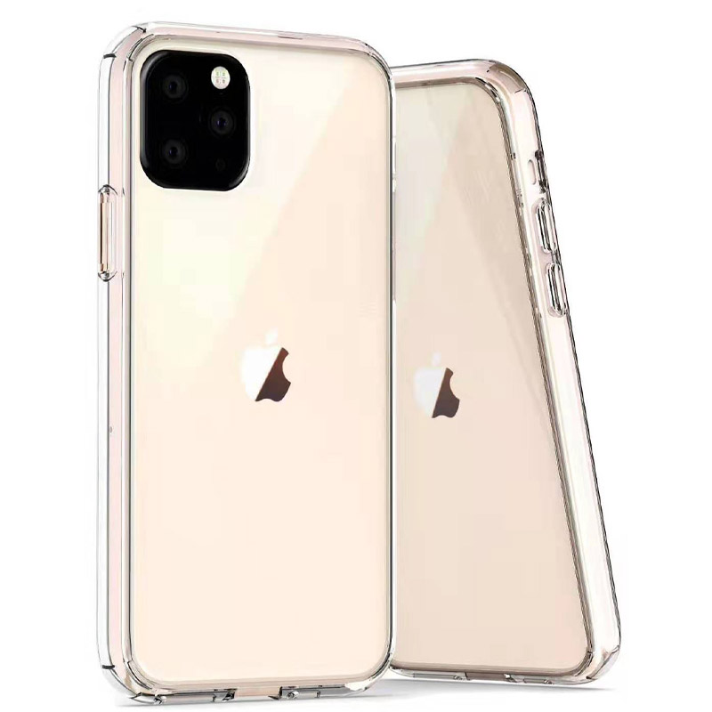 Transparent acrylic <strong>screen</strong> anti-drop TPU suitable for Huawei P30 lite Mate 30 pro Y7 2019 P40 pro explosion-proof phone case