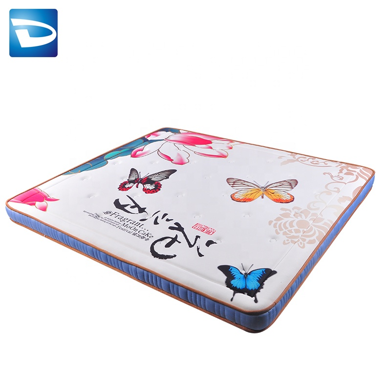 Newest Design Pocket Spring System Soft Mattress - Jozy Mattress | Jozy.net
