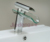 Single lever glass faucet