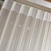Dream Romantic Window Curtain Sheer Valance <strong>Vertical</strong> Hanas <strong>Blinds</strong> Shades
