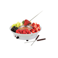 Electric Detachable Chocolate Fondue Chocolate Melting Pot